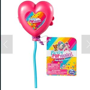 New(3)Party PopTeenies Summer Pop Party